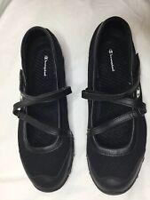 adbfd5a432ccb Champions Womens ShoeSlip On Sport Comfort Flats Sneakers Black 8.5