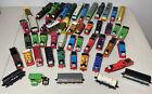 "ERTL ""Thomas The Tank"" Vintage 1980's & 1990's Huge Diecast Model Train Lot"