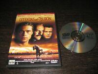 Leggende De Passione DVD Brad Pitt Anthony Hopkins Aidan Quinn