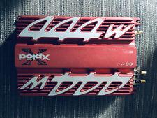 xplod stereo amplifier