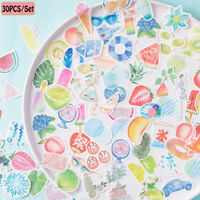 Creative Diary Label  Fresh Series  Scrapbooking Mini Sticker Paper Stickers