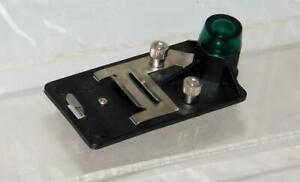 Lionel 11-99021 MTH 1021 Illumninated Lock On Standard / O / 027 gauge tubular