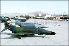 USAF F-4 Phantom 37th TFW Wild Weasel's Old & New 8x12 Photo