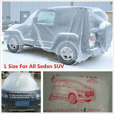 Car Cover Waterproof Sun UV Snow Dust Rain Resistant Protector For All Sedan SUV