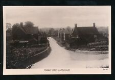 Somerset CASTLE CARY Torbay View c1920/30s? RP PPC local pub Spearman