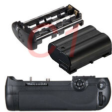 Multi-Power Battery Pack Grip D610 D600 +1 EN-EL15 for Nikon Camera  as MB-D14