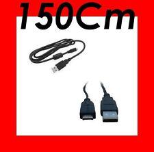 ★★★ CABLE USB DATA 150 Cm ★★★ Pour PANASONIC LUMIX DMC-FZ38
