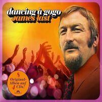 JAMES LAST - DANCING A GOGO 4 CD NEU