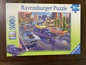 Ravensburger puzzle Mountain duel 300 xxl no. 13 189 1 ~ NEW IN BOX
