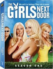 The Girls Next Door: Season 1 DVD 3-disc set Very Good Condition