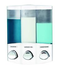 Shampoo Soap Dispenser Shower Wall Bathroom