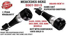 MERCEDES W221 07-13 S400 S550 S600 S63 Front Left or Right Air Strut Assembly