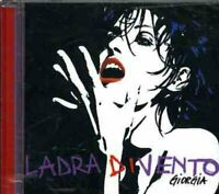 Giorgia Ladra Di Vento CD Nuovo Sigillato BMG 2003 RN