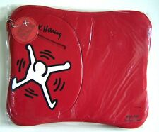 HOUSSE POUR PORTABLE - KEITH HARING - POP ART COLLECTION - NEUF, EMBALLE -