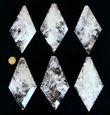 Kristall Vollschliff Prisma lang 150mm  pampille lustre prisme taillé 150mm