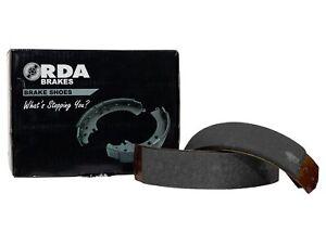 RDA Brake Shoe Set Rear R1822 fits Ford Ranger 3.2 TDdi (PX)