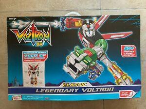 """Voltron 84 Legendary Classic Combining Lion Action Figure Mega Set 16"""""""