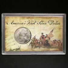 America's First Silver Dollar 1783 Spanish Shipwreck