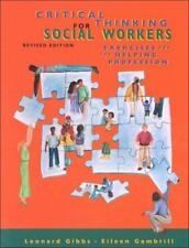 Critical Thinking for Social Workers: Exercises for the Helping Professions (Pin