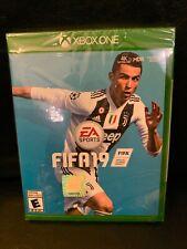 FIFA 19 2019 XBox One NEW & Sealed Canada Microsoft 4K Ultra HD HDR