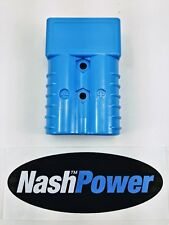 350 Amp Battery Connector Housing Fits Anderson SB350 Blue