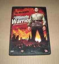 DVD THE ULTIMATE WARRIOR YUL BRUNNER
