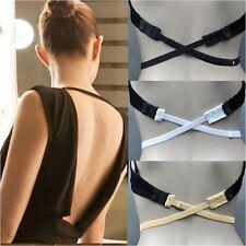 3PCS 1 Set Low Back Backless Bra Strap Backless Extender Hook for Women