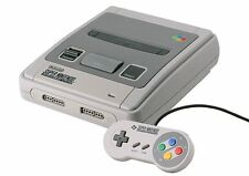Super Nintendo SNES Konsole / gut / 2-Chip Model/ Controller /