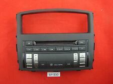MITSUBISHI PAJERO Radio Panel control de radio ABERTURA 8002b305xa NUEVO #bp-830