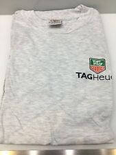 Tag Heuer T Shirt Embroidery Size L
