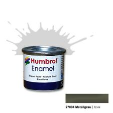 Humbrol Metalcote 14 ml 27004 Metallgrau