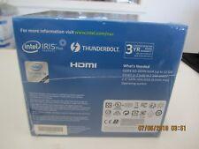 Intel NUC NUC7i5BNH Desktop Computer - Intel Core i5 (7th Gen) i5-7260U 2.20 GHz