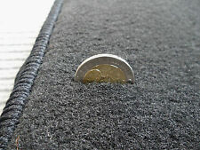 $$$ PREMIUM Fußmatten für Mercedes Benz W168 A-Klasse + Emblem + 20mm dick+ NEU