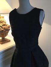 superbe robe MANOUSH noire élastique T.36 neuve avec étiquette