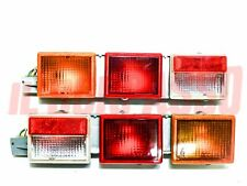 Lights Rear Right Left Alfa Romeo Alfetta Sedan 1600 1800 Altissimo