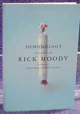 Moody, Rick. Demonology Stories. Inscribed, First Edition