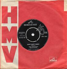The swinging blue jeans Hippy Hippy Shake * Maintenant, je dois aller 1963 uk hmv 45