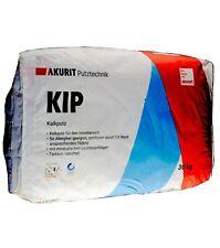 KIP Kalkputz Maschinenputz alkalischer Putzmörtel , 1 kg Probierpack