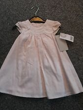 Mamas and Papas Pink Dress Age 9-12 Months Brand New With Tags RRP £30