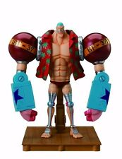 Chogokin One Piece Franky Action Figure Bandai Tamashii Nations from Japan