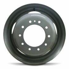 "Wheel 05-15 Ford F450SD F550SD New Steel Rim 19.5"" Silver 5 Spokes 10-225mm"