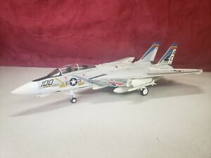 F-14A TOMCAT1:72 G100 USS America Diecast Aircraft