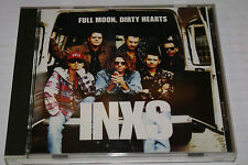 Full Moon, Dirty Hearts by INXS (CD, Nov-1993, Atlantic (Label) VG+ Out Of Print