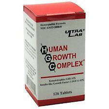 Hgc Human Growth Complex 126 Tabs