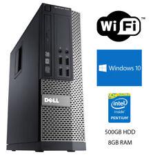 PCs de sobremesa y todo en uno Windows 7 2,5 GHz o más 8GB