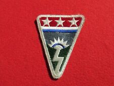 US Army Ledo Road Shoulder Patch CBI
