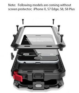 Heavy Duty Rugged Builder water Shockproof Military Case Cover For Mobile phone