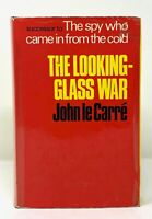 John Le Carre - The Looking-Glass War - UK 1st 1st 1965 - Basis for Film - NR
