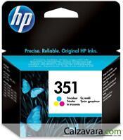 HP CARTUCCIA ORIGINALE COLORE 351