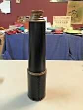Vintage Stanley London Spyglass, Extends to 34 1/2�m 11 1/4� Closed, 2 lbs 7 oz